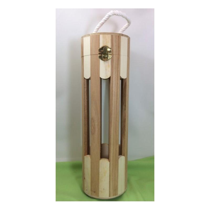 Geschenkverpackung aus Holz für eine...
