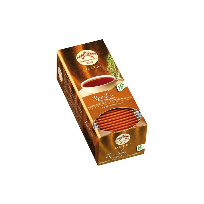 Rooibos Tee BIO  Golden Bridge Tea