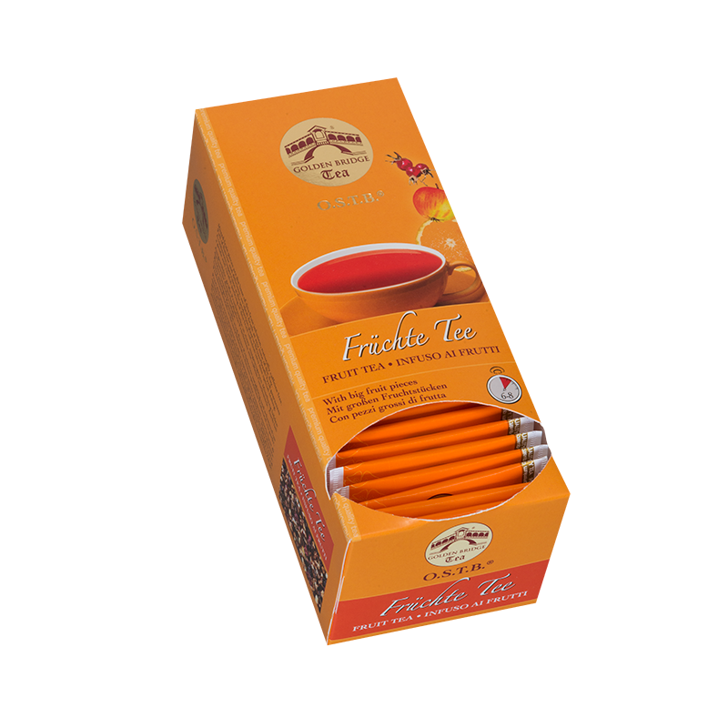 Früchte Tee - Golden Bridge TEA
