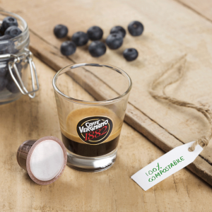 kompostierbare Kaffeekapseln Caffè Vergnano