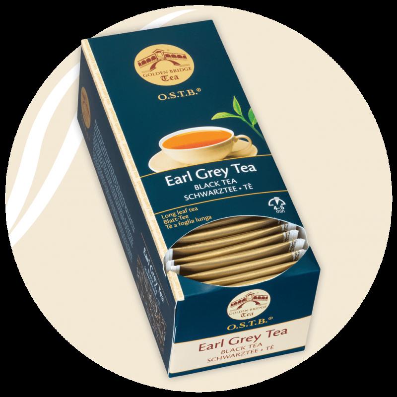 Earl Grey Tea-Golden Bridge Tea