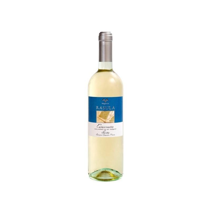 Rasula -  IGT Sicilia Catarratto 2011-Organic Wine -Maggiovini