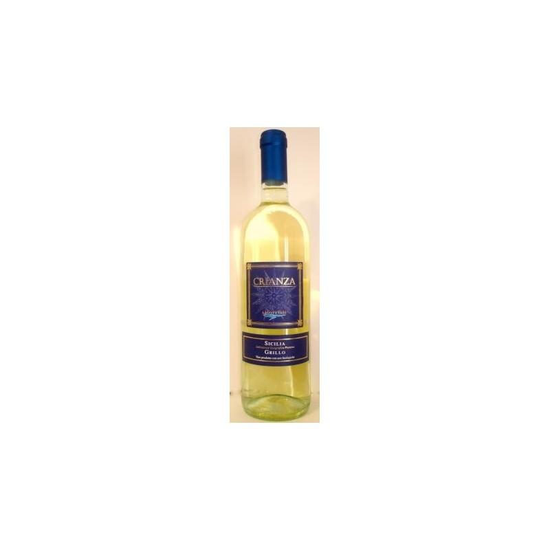 Creanza Grillo- IGT Sicilia,Organic Wine 2011