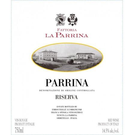 Parrina Riserva DOC   2009 - La Parrina