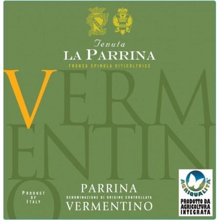 Vermentino Parrina DOC 2011-  La Parrina