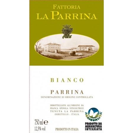 Bianco Parrina DOC  2011 - La Parrina