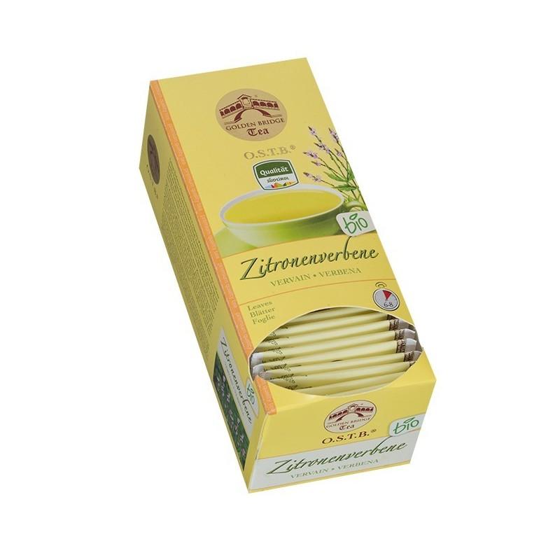 Zitronenverbene Blätter  BIO Golden Bridge Tea
