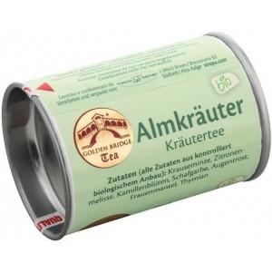 Südtiroler Almkräuter Tee - BIO
