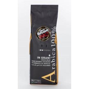 Caffe Vergnano Arabica 100%  ganze Bohnen 250g