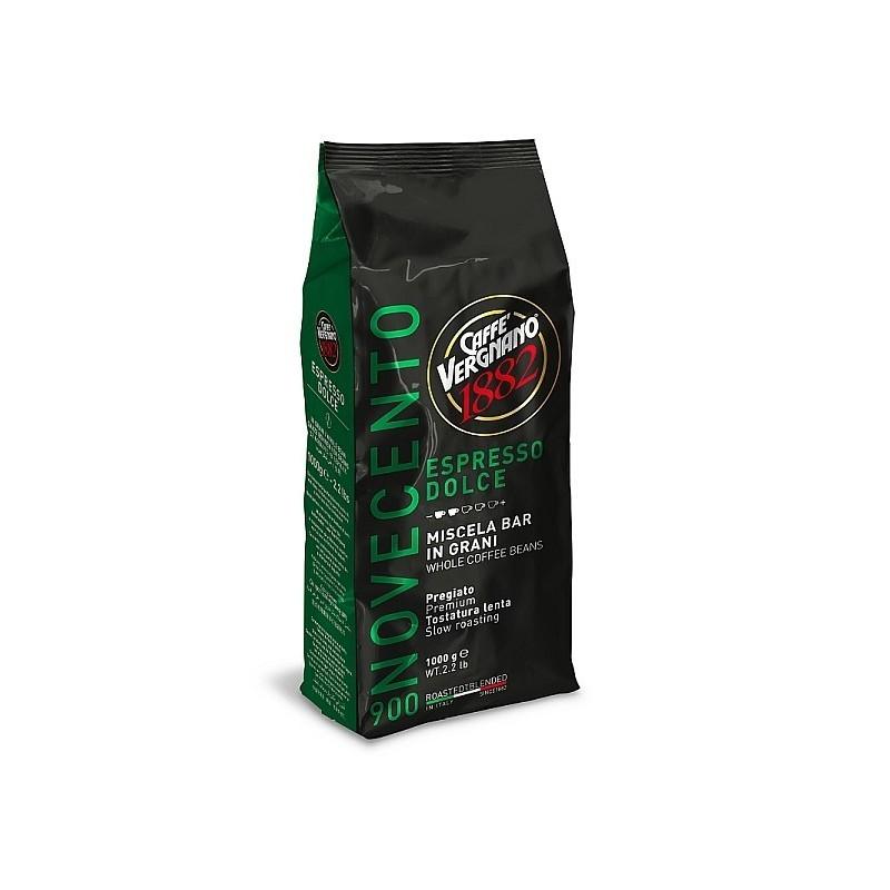 Caffé Vergnano Espresso - Dolce 900 ganze Bohnen
