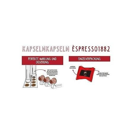 È Arabica - kompostierbare Kapseln