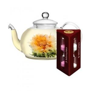 Tee-Sanduhr gratis