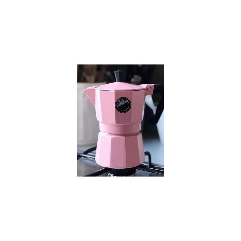"""Pink Kollektion"" pink Mokkakanne"