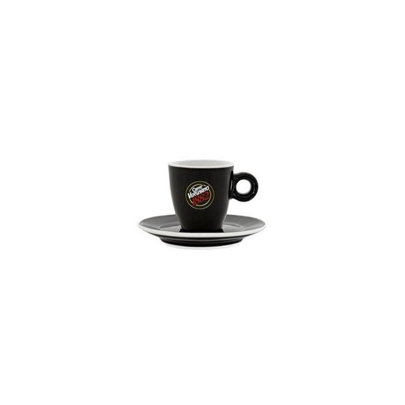 Espresso-Tasse Caffe Vergnano 1882