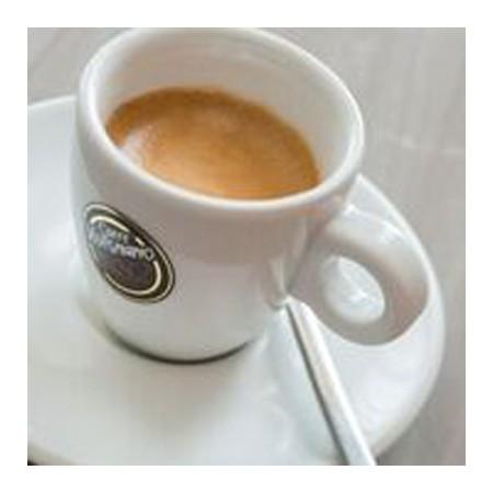 Espresso-Tasse Caffe Vergnano 1882 weiß