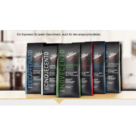 Kaffee - ganze Bohnen