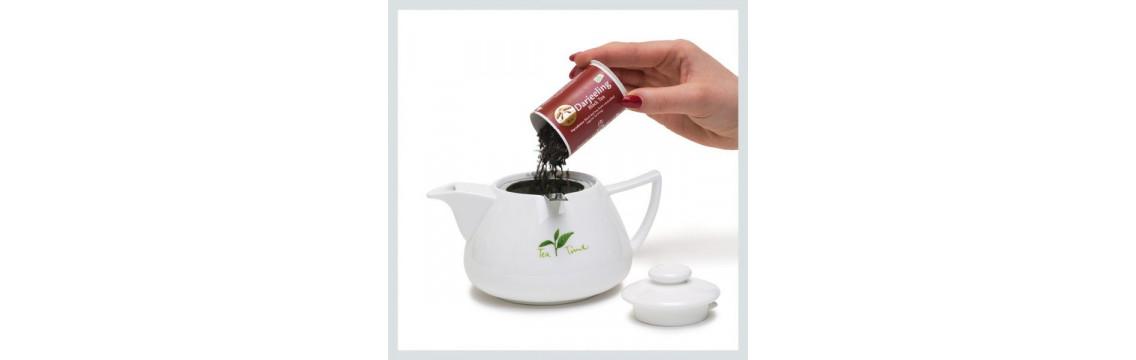 Loser Tee perfekt serviert - Teapot serving