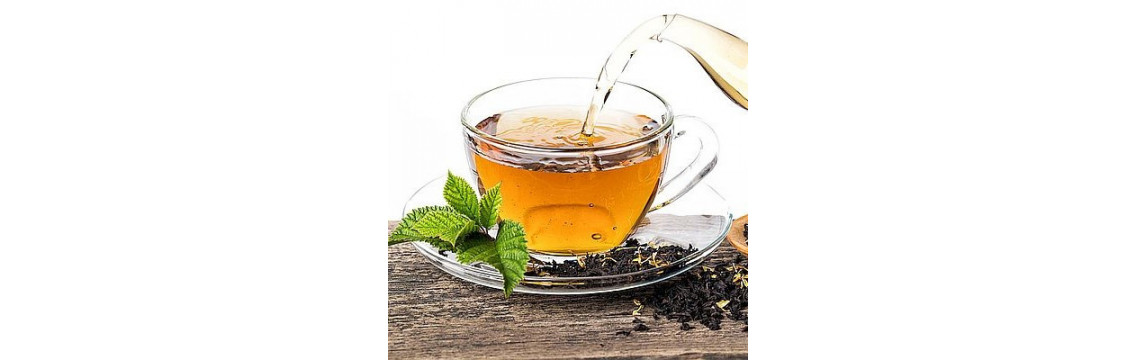 Die Vielfalt des Tees
