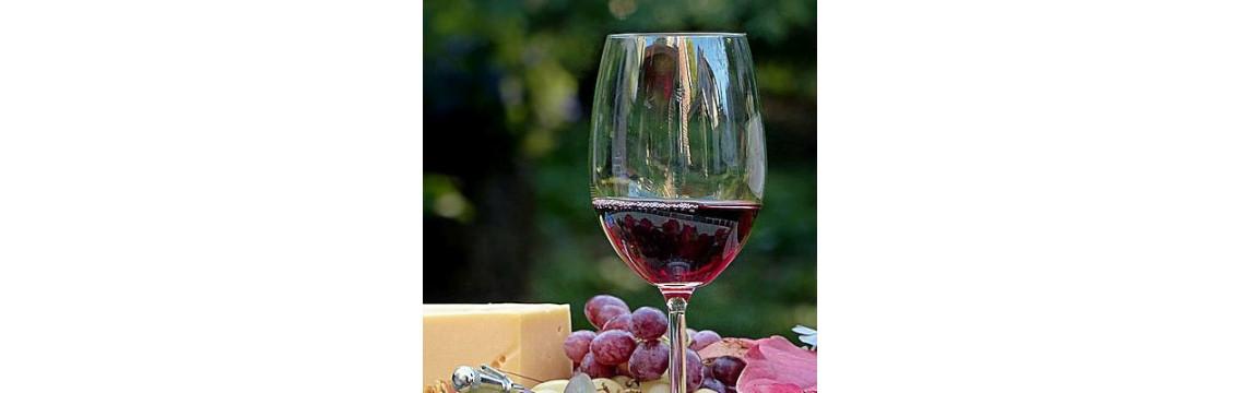 Rotweine aus den Regionen Italiens