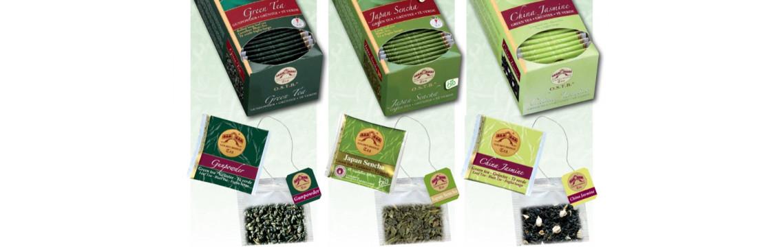Grüntees von bester Qualität aus China und Japan, Golden Biidge Tea