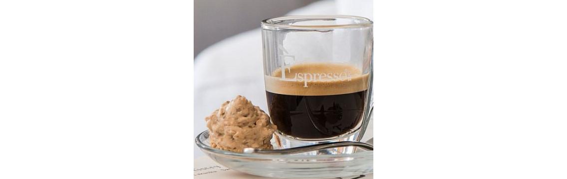 Ergänzung zu Kaffee und Tee