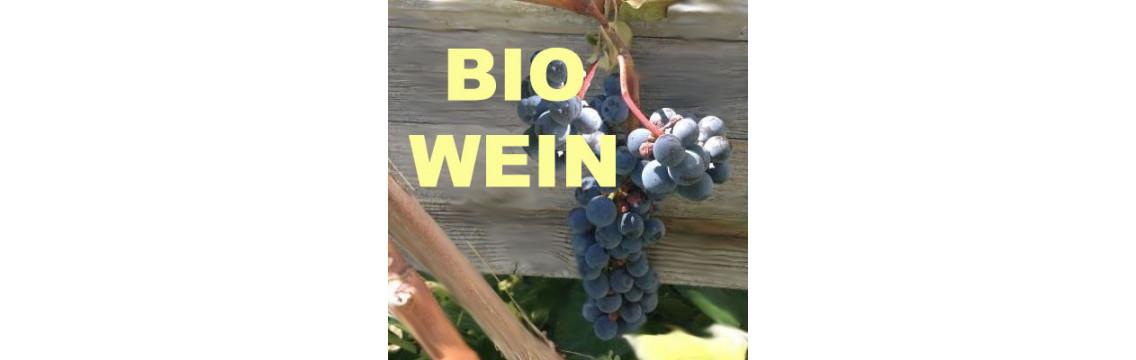 Biologischer Wein aus Italien