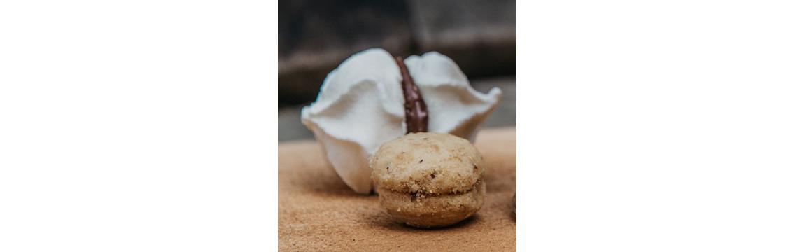 Eine süße Ergänzung zum Kaffee