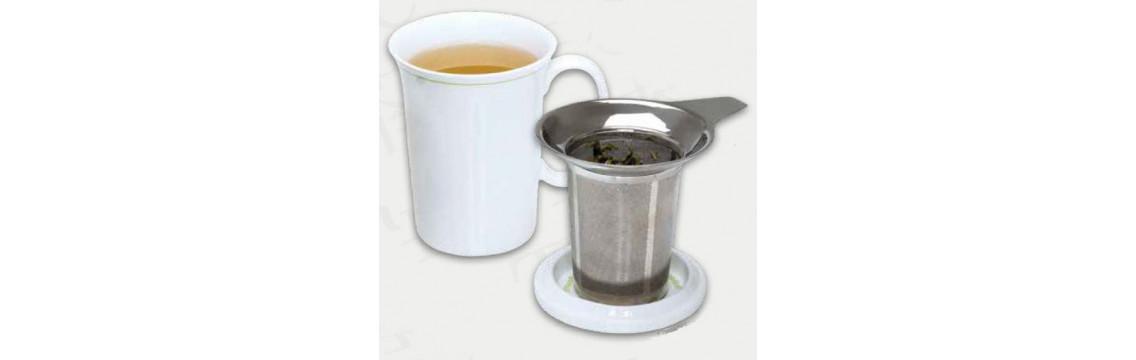 Tee Zubehör für eine perfekte Zubereitung Ihres Tees.